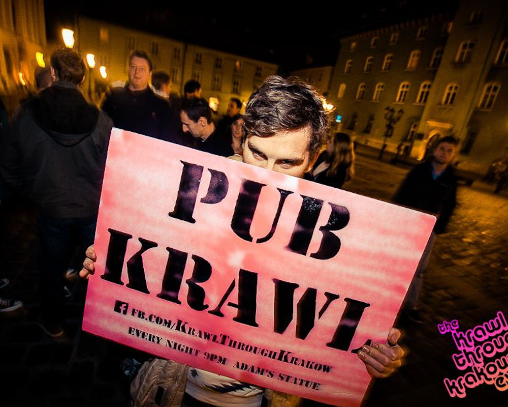 Krawl Through Krakow