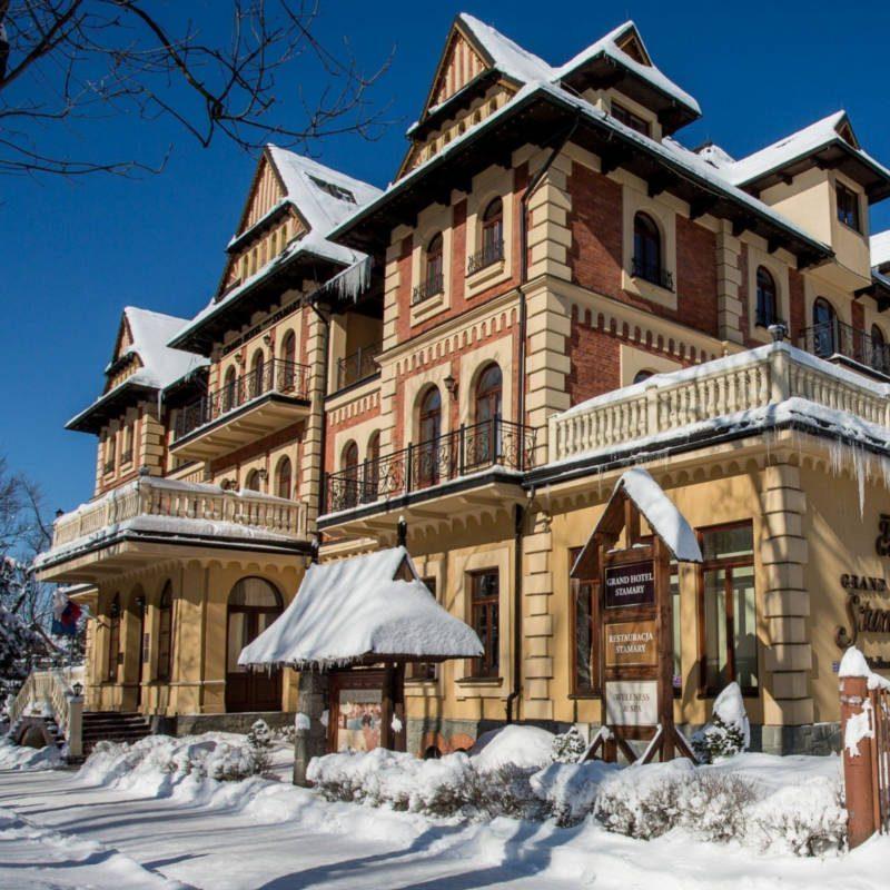 Hotel Grand Stamary