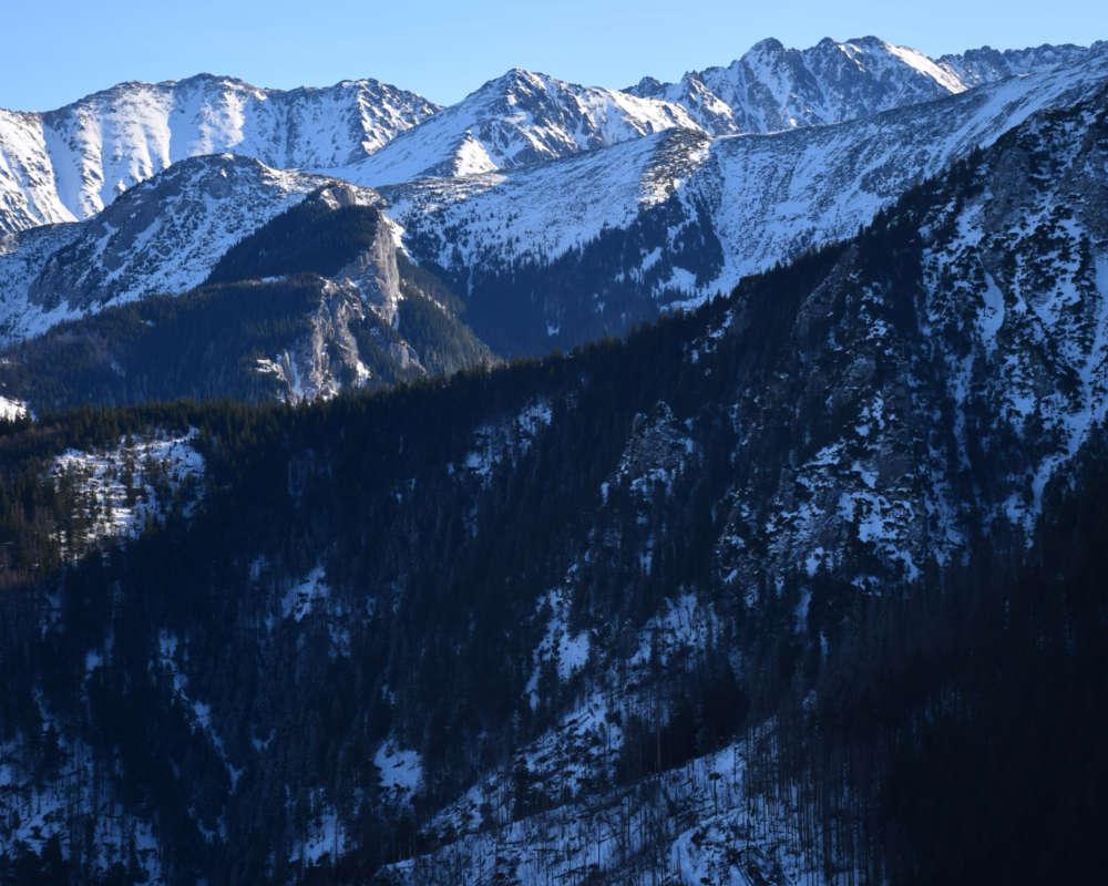 Zakopane ski conditions