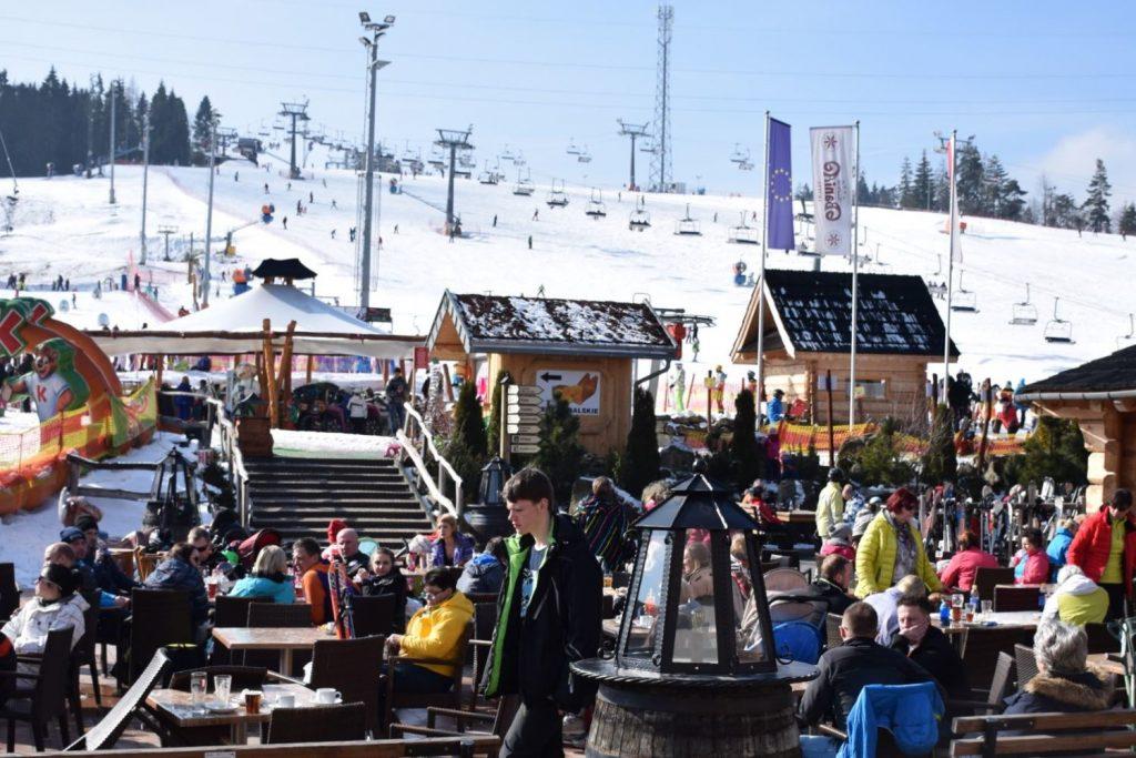 Bialka Tatrzanska slopes