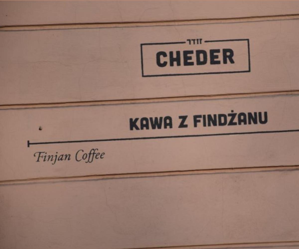 Cheder cafe Krakow