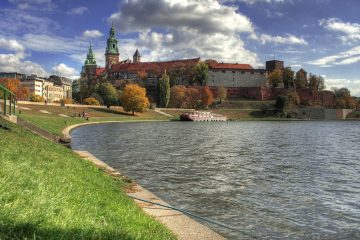 Autumn in Krakow