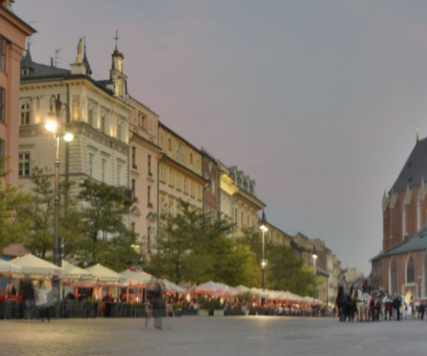 Historic hotels in Krakow
