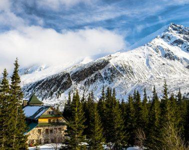 Kasprowy Wierch skiing