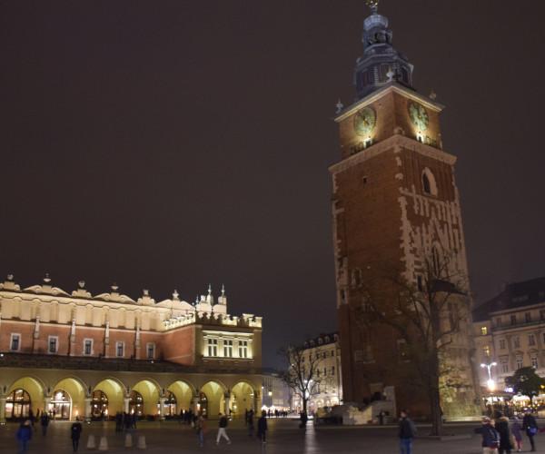 Krakow in November