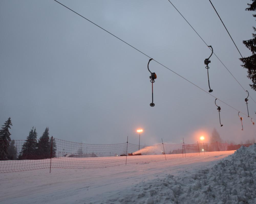Rusin ski lifts