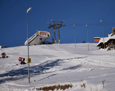 Szymoszkowa Ski Resort