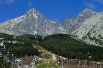 tatranska lomnica skiing